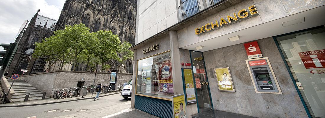 Kölntourist Personenschiffahrt Am Dom Gmbh Köln